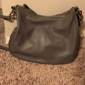 Kate spade grey cross body
